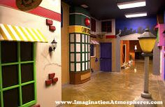 children's ministry themed environments - Google Search