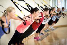 TRX: el ejercicio que está causando furor                                                                                                                                                                                 Más