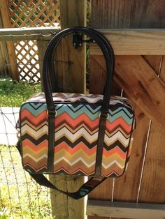 #Missoni for Target Chevron Weekender #Bag. Find it here: http://top.ht/1.