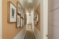 creative and easy way to decorate hallways - 10 Easy tips to make your hallway look bigger