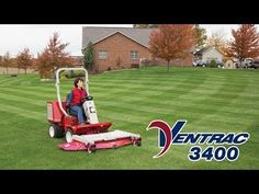 Ventrac 3400 - More mower than a Zero Turn Landscaping Equipment, Lawn Equipment, Outdoor Power Equipment, Steak And Whiskey, Pit Boys, Zero Turn Lawn Mowers, Science And Technology News, Tractor Attachments, Compact Tractors