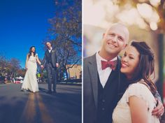 Backyard Soiree Wedding: Joycie + Steven
