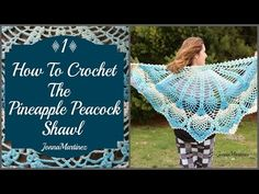 Good evening! How about another easy tutorial that will teach you how to crochet pineapple peacock shawl? Sounds exciting, doesn't it? We thought so and wanted to provide some amazing tutoria…