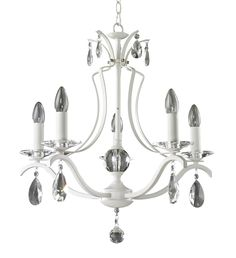 5-Arm Chandelier €279