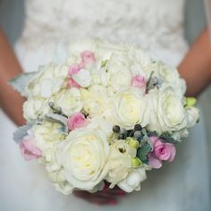 Eight Beautiful Bouquets | Bermudian Weddings #wedding #bermuda