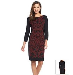 74df9fe4e9d Carsons. Daytime DressesSweater DressesNine WestKnit Dress