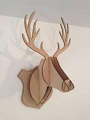 stag head - Google Search