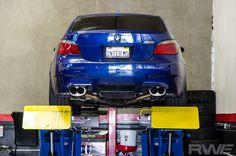 Interlagos Blue E60 M5 Sports Car Racing, Sport Cars, Maserati, Bugatti, Bmw M5 E60, Sports Cars Lamborghini, Sports Car Wallpaper, Car Girls, Fast Cars