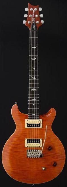 Santana. Paul Reed Smith Signature. Love the fretboard...