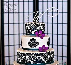 Iridescent Cake Topp