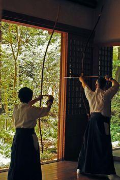 In Love with Japan Kamakura, Judo, Japanese Culture, Japanese Art, Karate, Japanese Warrior, Geisha, Traditional Archery, Art Japonais