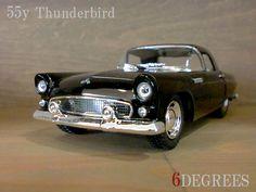 American Minicars アメリカンミニカーズ【55y Thunderbird BLACK】サンダーバード ブラック/フォード【楽天市場】