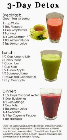 Shanika Pelton - Google+ - 3 Day Detox #detox  #diet  #nutrition