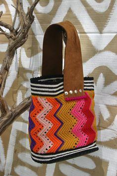 crochet bag by nekka