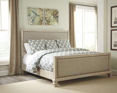 Demarlos Queen Size Bed