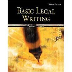 Legal Studies will writing deals