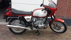 BMW R80/7 1981 #tekoop #aangeboden in de groep van #Motortreffer (zie: www.facebook.com/groups/motorentekoopmt) #motorentekoopmt #bmw #bmwr80 #bmwr807 #bmwmotorrad #bmwclassic