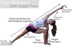 Side Angle Pose