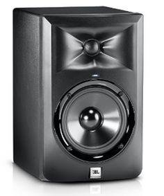 JBL Professional MkII Next-Generation Powered Studio Monitor Monitor Speakers, Audio Speakers, Home Recording Studio Equipment, Audio Equipment, Room Acoustics, Powered Speakers, Thing 1, Active, Loudspeaker