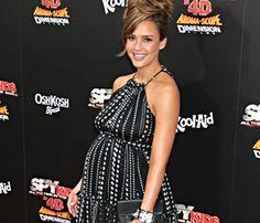 Jessica Alba's Post-Pregnancy Workout   Fitbie