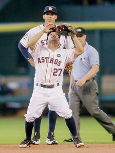 best website 5e24f 5e876 Jose Altuve Photos - Oakland Athletics v Houston Astros - Zimbio Baseball  Teams, Baseball Boys