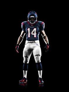 Nike Elite Texans Uniform