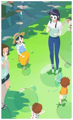 Kawaii Chibi, Kawaii Anime Girl, Manga Art, Manga Anime, Gamers Anime, Anime City, A Hat In Time, Estilo Anime, Handsome Anime Guys