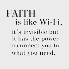 Sunset quote from the american greetings blog inspirational quotes faith is like wi fi i ts invisible but it has the power to connect you to what you need m4hsunfo