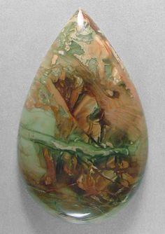 Carrasite Jasper (Oregon)  This wonderful old material is a member of the fine grained porcelain jasper family, closely related to its more famous cousin, morrisonite jasper, found nearby.