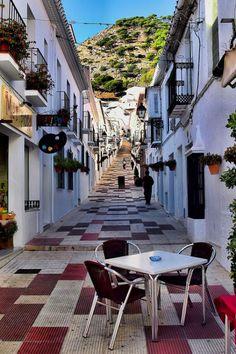 Mijas Pueblo, Andalucia, Spain