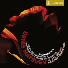 Rachmaninov's Piano Concerto No. 3 and Rhapsody on a theme of Paganini on the Mariinsky Label.