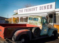 The Fremont Diner - Things to see in Sonoma