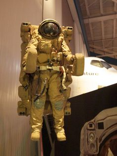 Orlan space suit