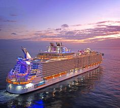Cruise Vacation, Dream Vacations, Royal Caribbean International, City Icon, Cruise Collection, Hotels And Resorts, Travel Around The World, Places To See, Cool Photos