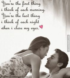 You Are All I Think About love love quotes quotes couples quote in love love quote relationship quotes