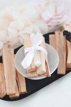 You will receive four magical palo santo smudging sticks and one small rough selenite charging stick. Healing Power, Smudge Sticks, The Smoke, Smudging, Blessings, Cleanse, Spiritual, Creativity, Place Card Holders