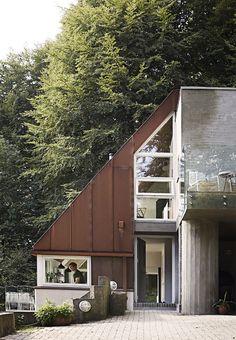 Ny arkitektur: Frank Lloyd Wrights mesterværk i Silkeborg   Bobedre.dk