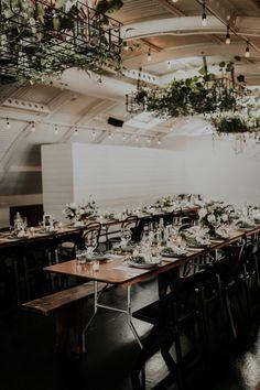Urban Elegant Portland Wedding At Cooper S Hall
