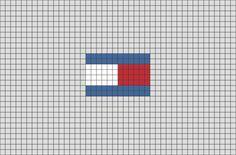 Easy Perler Bead Patterns, Perler Bead Art, Bead Loom Patterns, Graph Paper Drawings, Graph Paper Art, Cross Stitch Pattern Maker, Cross Stitch Patterns, Spiderman Pixel Art, Pixel Art Anime
