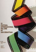 San Sebastian & International Film Festival poster 1973