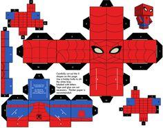 Dibujo de color para imprimir : Heroes para niños - Comics - Spiderman numéro 414597