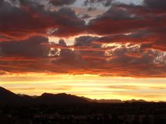   www.fisherauto.com   https://www.facebook.com/coloradohondakiadealer   https://twitter.com/#!/FisherKiaHonda   #sunset in #Colorado