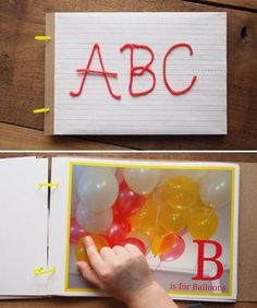 Snap Happy ABC photo scavenger hunt book by violethours.com on mom.me