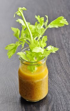 Maple Dijon Salad Dressing