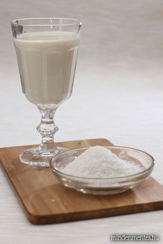 Home-made coconut milk - Nora's Ingenious Cooking Milk Recipes, Raw Food Recipes, Make Coconut Milk, Cooking White Rice, Cooking Sweet Potatoes, Honey Syrup, Cooking For One, How To Make Homemade, Refreshing Drinks