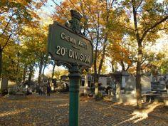 The Beautiful Cemetery of Montmartre, Paris #Paris #travel #cemetery