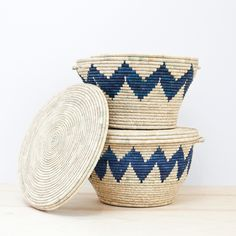 Bombo Basket - The Citizenry // Made in collaboration with Rose & Fitzgerald