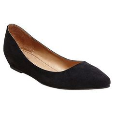 Women's Drew Pointed Toe Flats  - Merona™