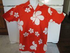 """label reads: """"Mauna Kea Beach Hotel, Hawaii"""", cotton"""
