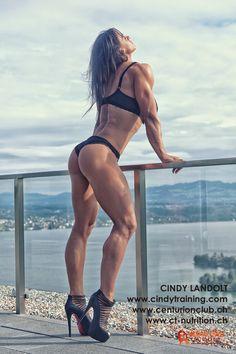 Cindy Landolt.